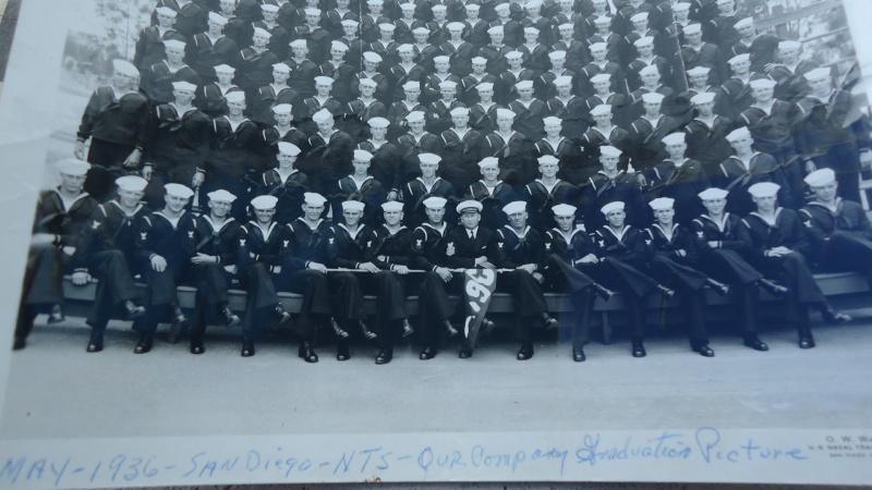 U.S navy San Diego 1936 Dsc05357