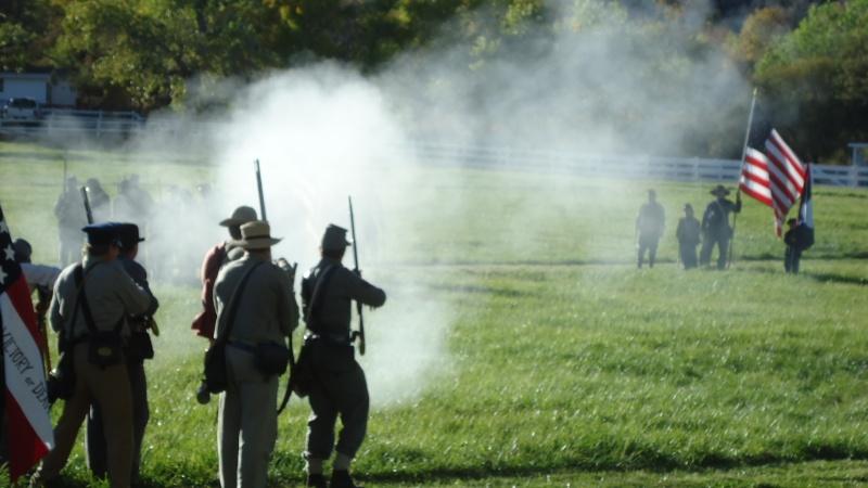 Un peu de guerre civile.... Dsc05412