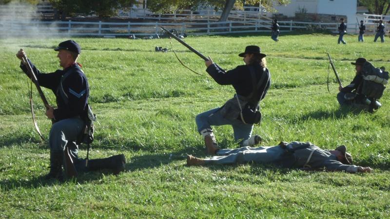 Un peu de guerre civile.... Dsc05414