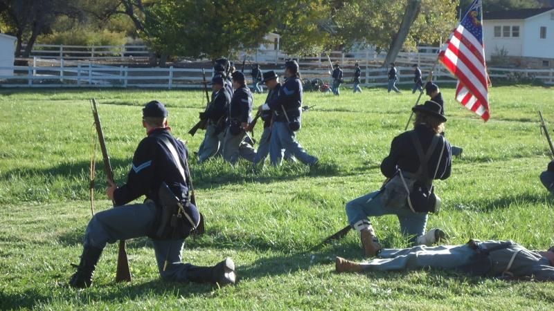 Un peu de guerre civile.... Dsc05415
