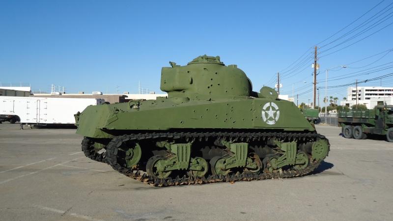 Sherman V Firefly Dsc06144