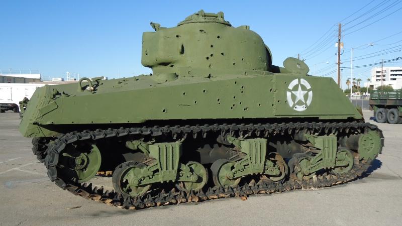 Sherman V Firefly Dsc06145