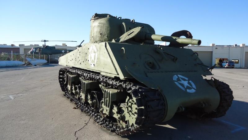 Sherman V Firefly Dsc06146