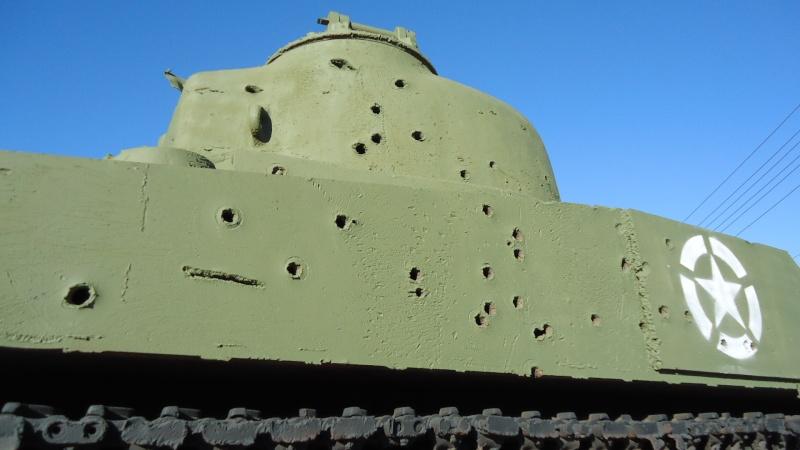Sherman V Firefly Dsc06149
