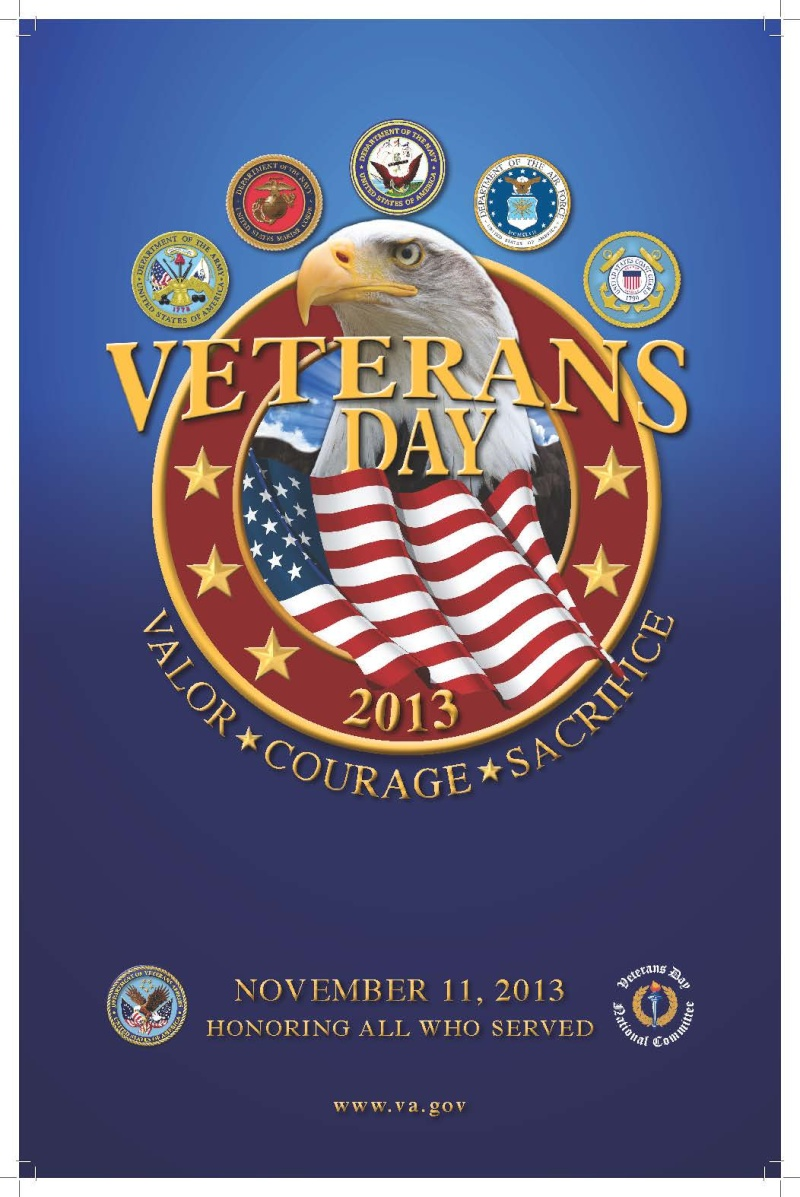 11 Novembre / Veterans' day  Vetday10