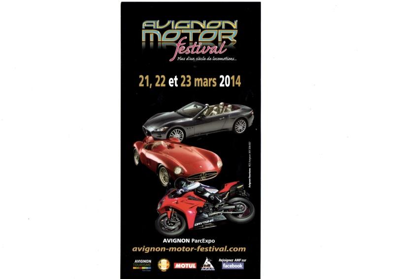 Avignon Motor Festival 2014 le 21, 22, 23 Mars 2014. Img00210