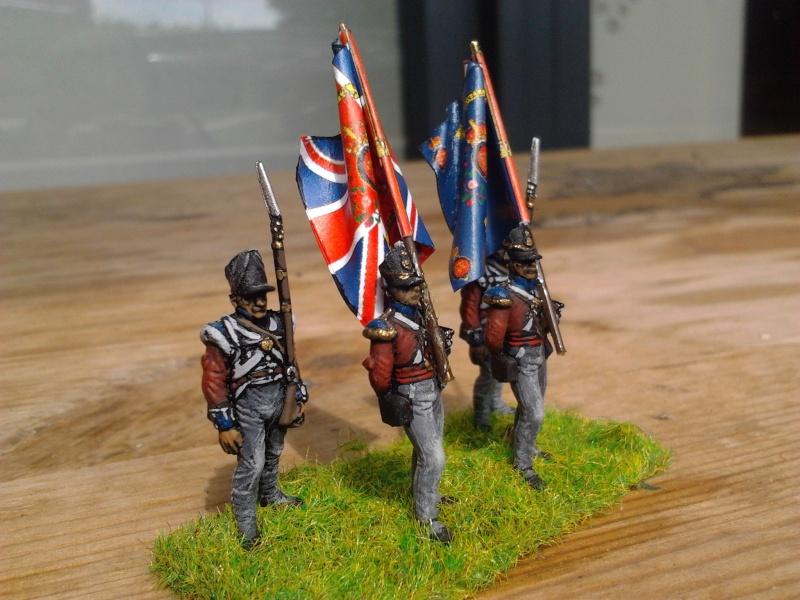 """Etat major du 1er d'infanterie """"Royal Scots"""" 2014-013"""