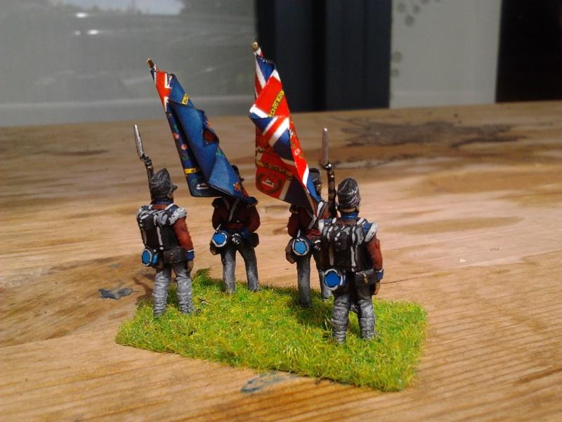 """Etat major du 1er d'infanterie """"Royal Scots"""" 2014-014"""