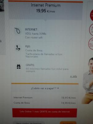 Vas a contratar JAZZTEL? ahorrate 31€ en la primera factura! 20131011