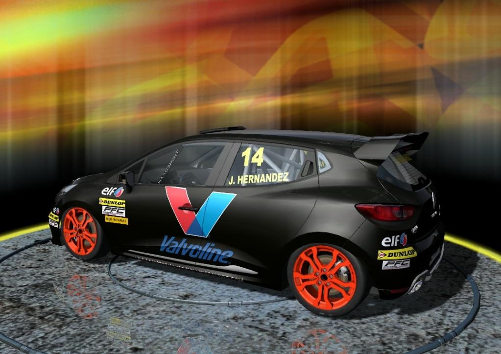 Clio Cup Online. Competición oficial - Página 2 412