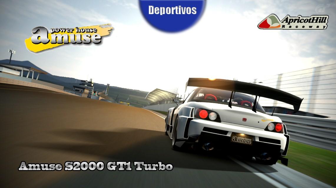 Entrenamientos Oficiales  -> Apricot Hill - Amuse S2000 GT1 Turbo  (16/03/2014) Amuse11