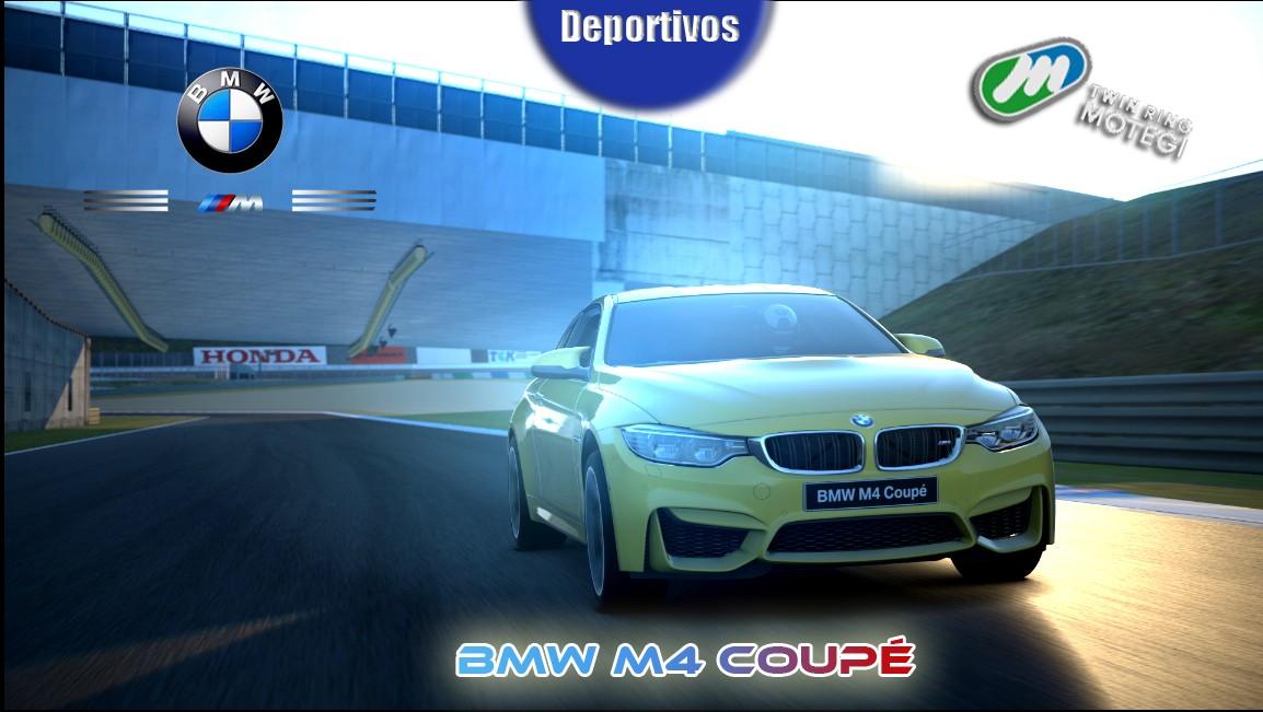 Entrenamientos Oficiales  -> Motegi - BMW M4 Coupé (19/01/2014) Bmw11