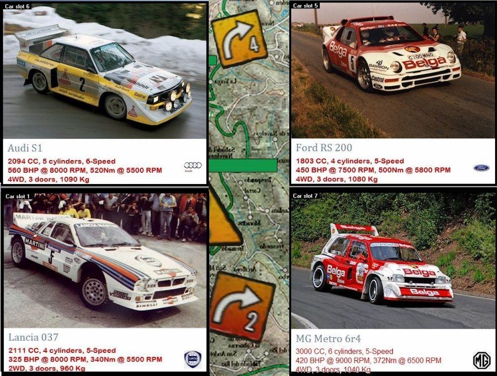 ▄▀▄ Rally  Cantabria ▄▀▄ - Tarmac mod - 17 y 20 de septiembre 2014 Coches24