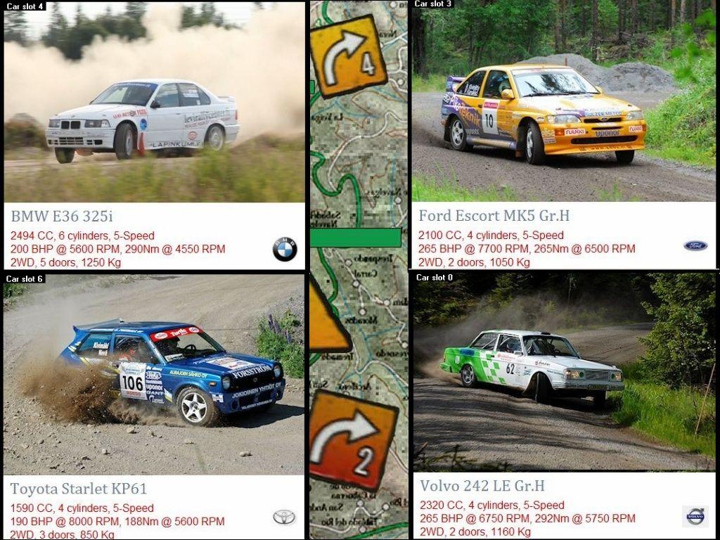 ▄▀▄ Rally  Cantabria ▄▀▄ - Tarmac mod - 17 y 20 de septiembre 2014 Coches26