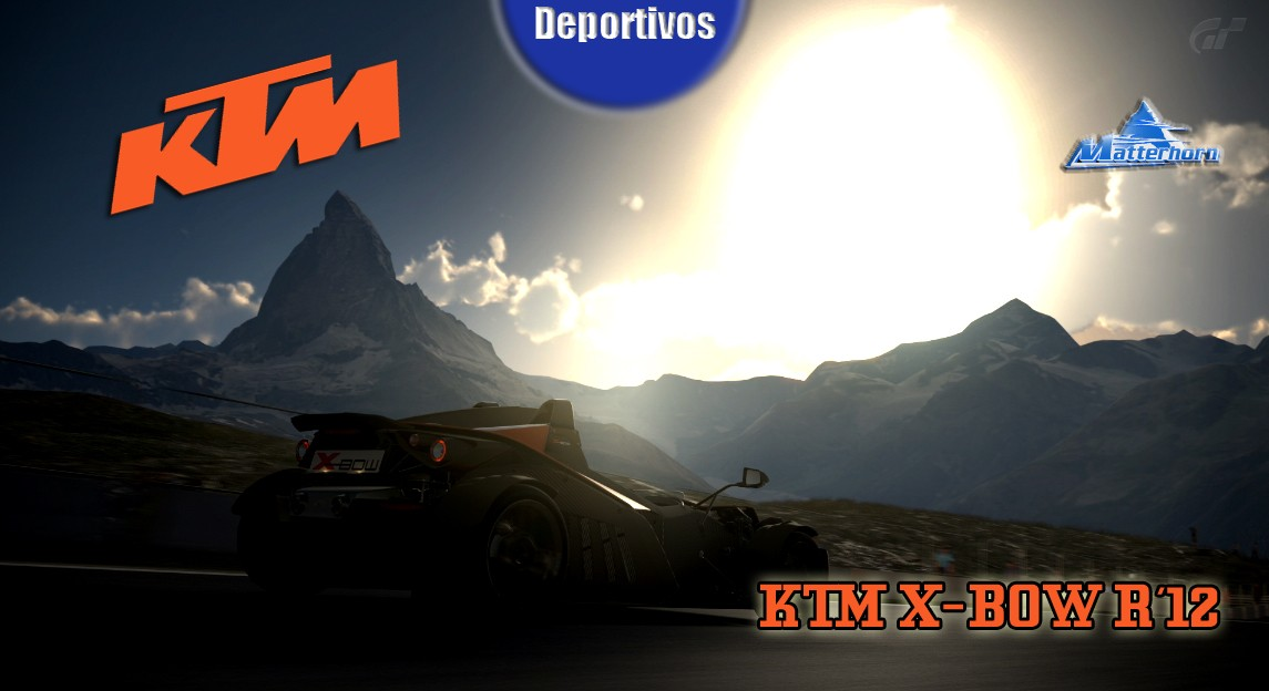 Entrenamientos Oficiales  -> Matterhorn Rotenboden - KTM X-BOW  (09/02/2014) Ktm11