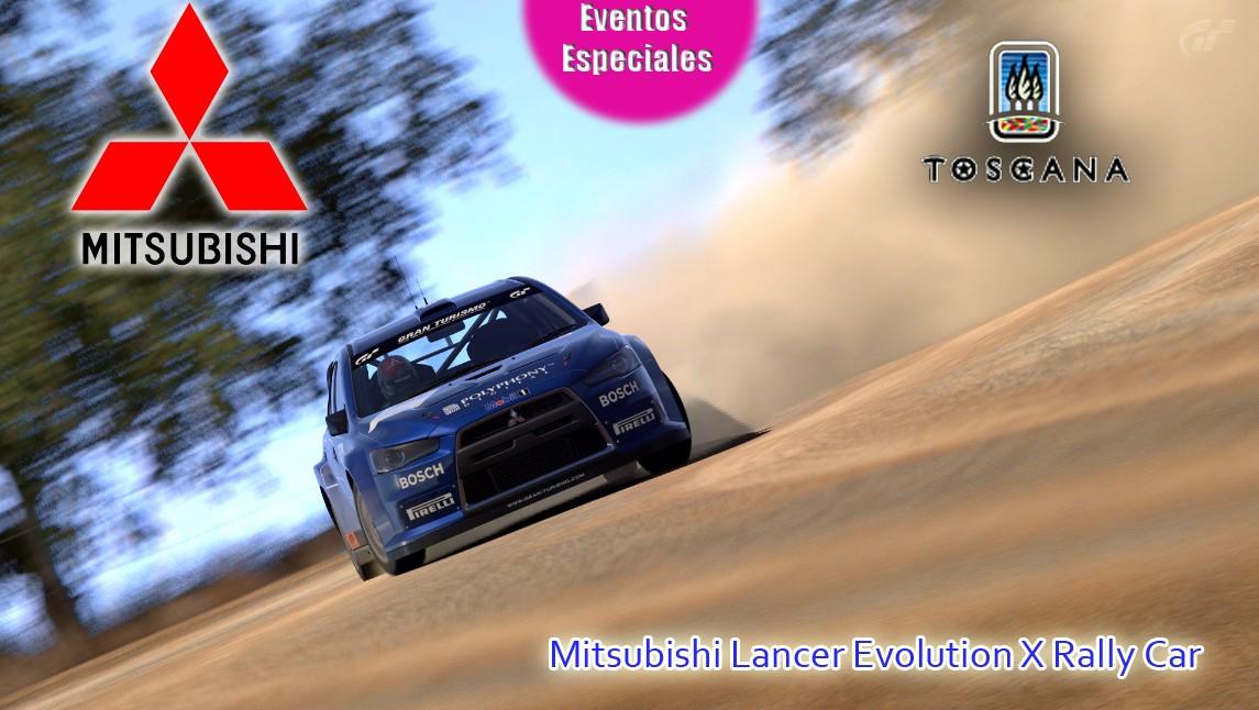 Entrenamientos Oficiales  -> Rally - Mitsubishi Lancer Evolution X  (23/03/2014) Lancer11