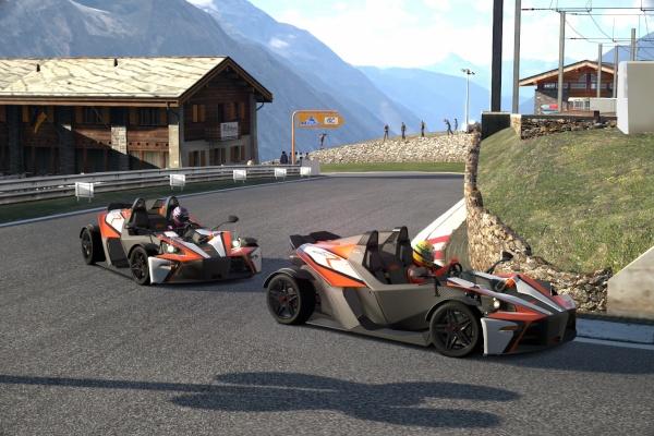 Crónica del KTM X-BOW R'12 en Matterhorn Rottenboden Matter12