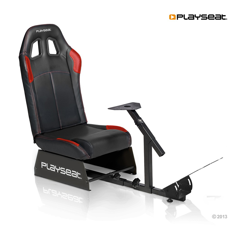 Vendo Playseat Champion con accesorios por 150€ Playse10
