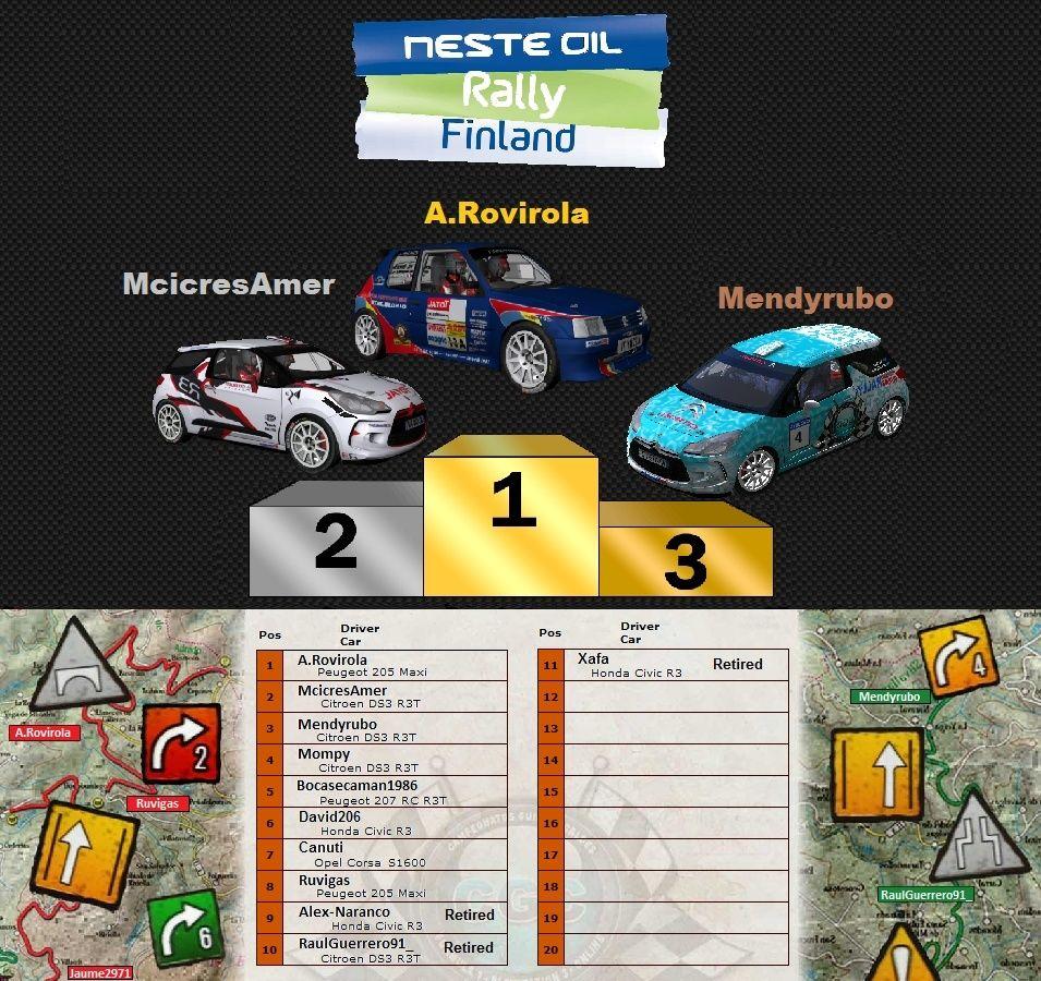 Crónica Rally Finlandia  - RBR2014 - Podio_12