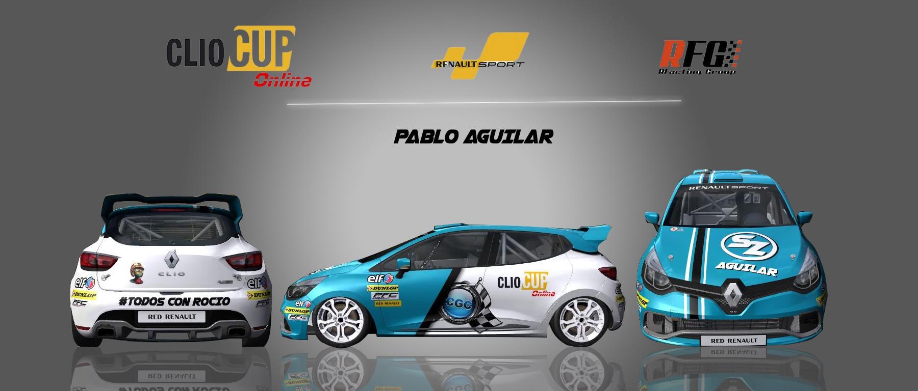 Clio Cup Online. Competición oficial - Página 2 Presen11