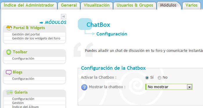 Chatbox Desplegable Prueba28