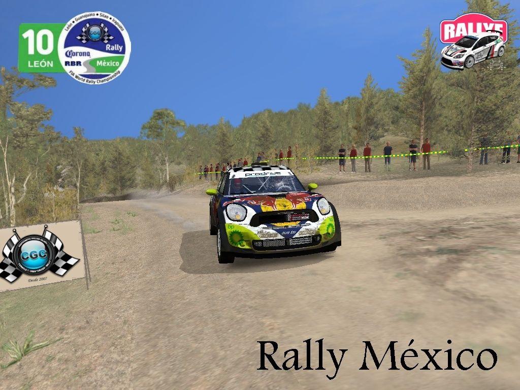 Crónica Rally México RBR 2014 Richar12