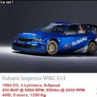 1º test de Pre-Temporada RSRBR 2016 Subaru20