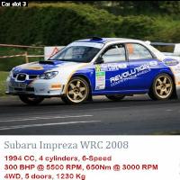 1º test de Pre-Temporada RSRBR 2016 Subaru21