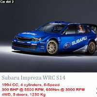 1º test de Pre-Temporada RSRBR 2016 Subaru22