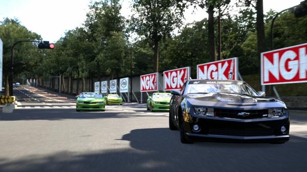 Termina la Copa Chevrolet Camaro en el Campeonato de Despedida de GT5 Tokyo_10