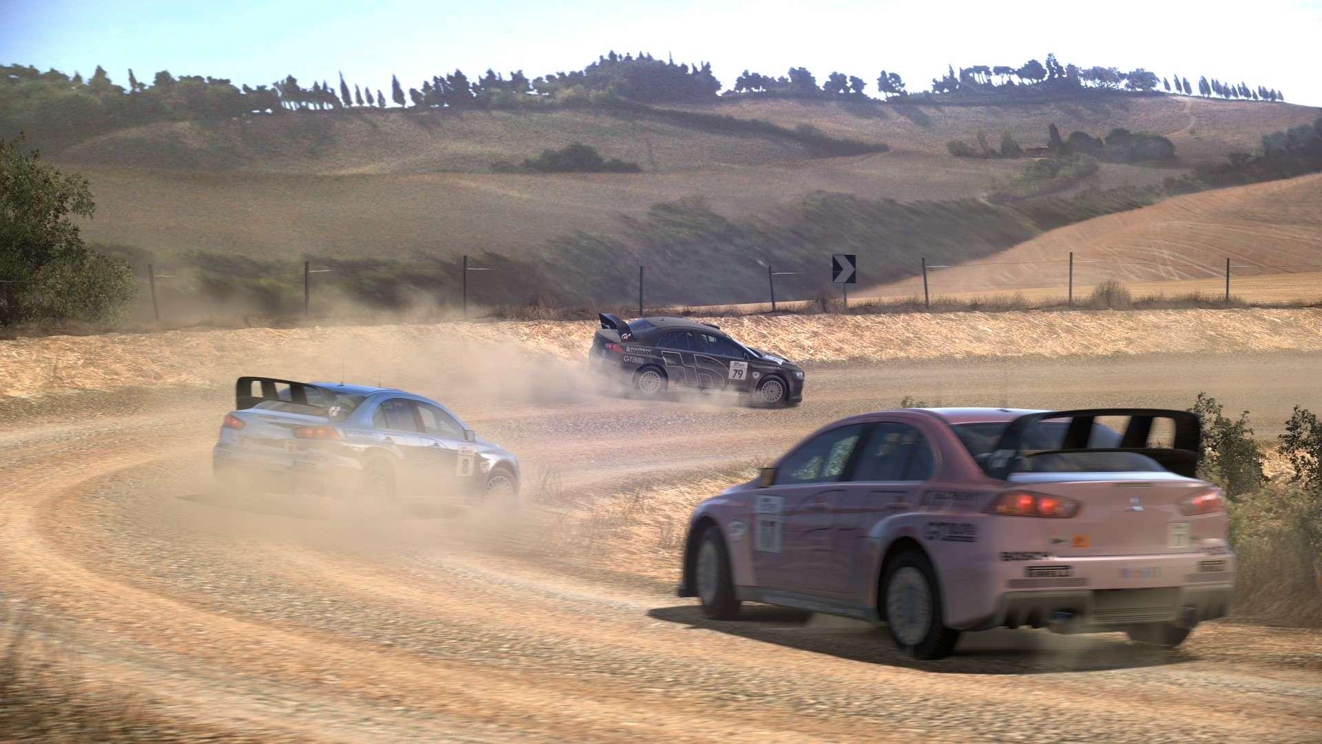 Crónica del Mitsubishi Lancer Evolution X en el Rally de Toscana Toscan10