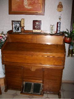 reed organ à céder Md002412