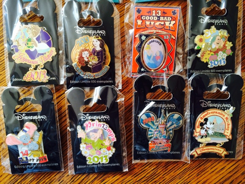 Le Pin Trading à Disneyland Paris Pin_s10
