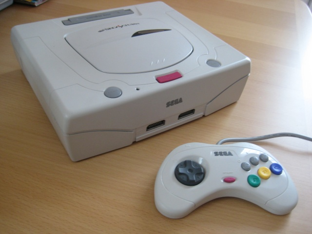 J'ai bien envi de céder aux charmes de la Sega Saturn ! Consol10