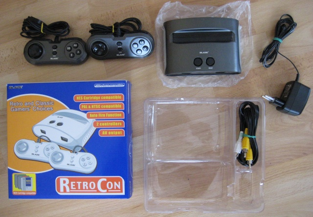 Retron5 , la console qui lit tout le catalogue retro nintendo Consol11