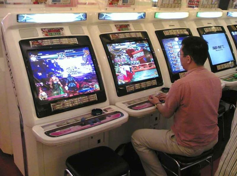 Borne d'arcade chez soi : La fausse bonne idée ? Egret-10