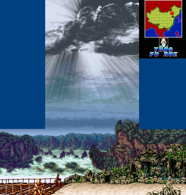 Le plus beau jeu Neo Geo ? Fatalf10