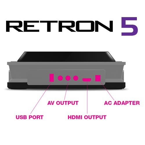Retron5 , la console qui lit tout le catalogue retro nintendo Side2-10