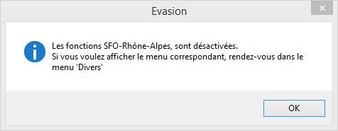 Evasion pas que pour la SFO Rhône-Alpes Dem10