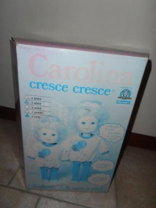 vendo CAROLINA CRESCE CRESCE 00310