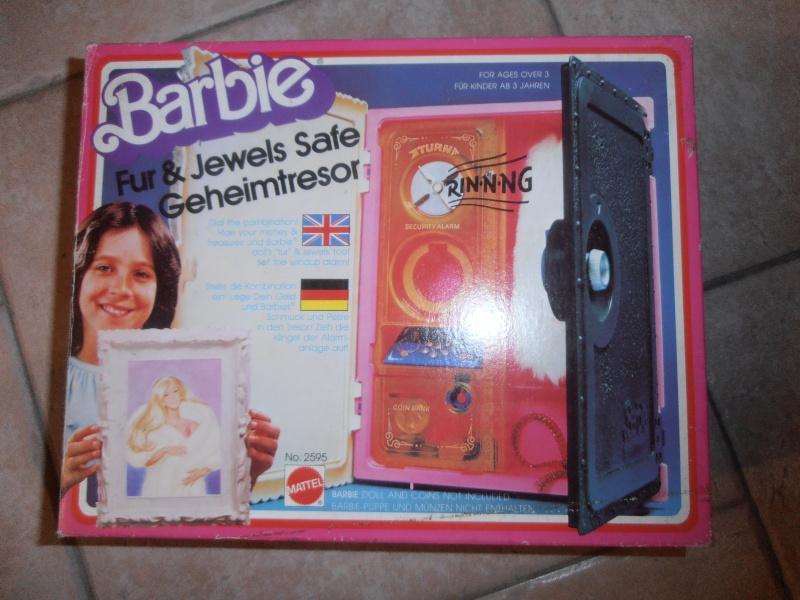 BARBIE .CASSAFORTE. 00410