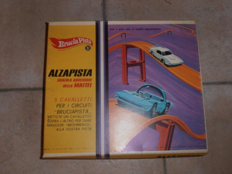 ALZAPISTA! ACCESSORI PER BRUCIAPISTA MATTEL HOT WHEELS. 06310