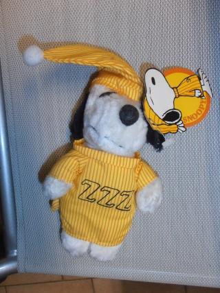Peluche Snoopy bean bag. Butterfly originals.1965. Prodotto in Italia,nuovo. 09810