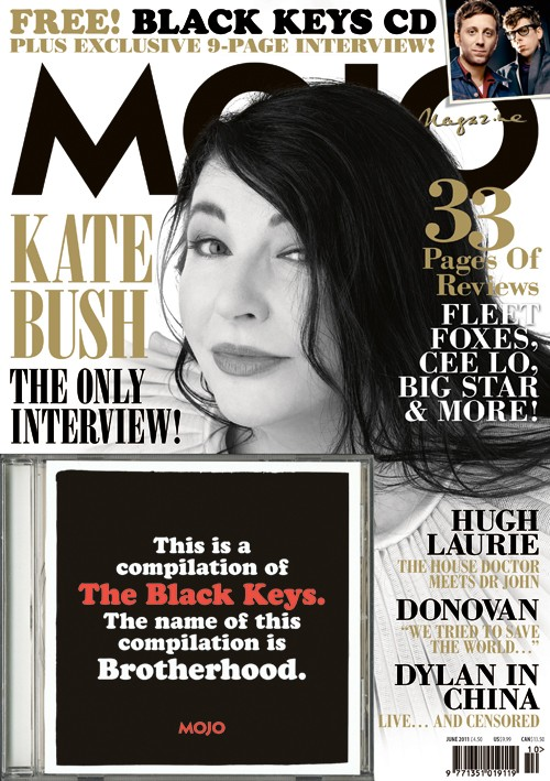 Kate dessine pour Mojo Magazine! 112