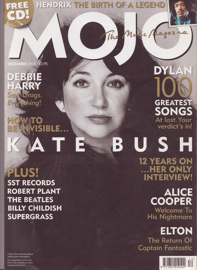 Kate dessine pour Mojo Magazine! 113