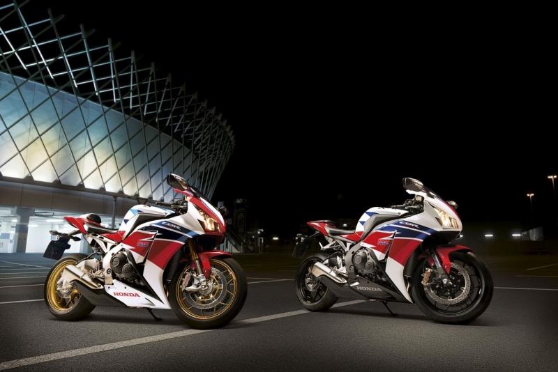 Honda CBR1000RR & CBR1000RR SP Honda-10