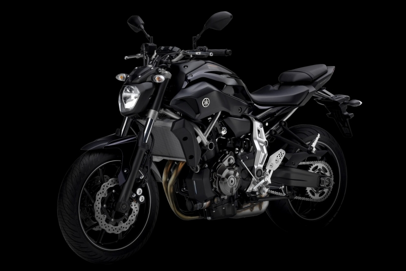 Yamaha MT-07 Yamaha11