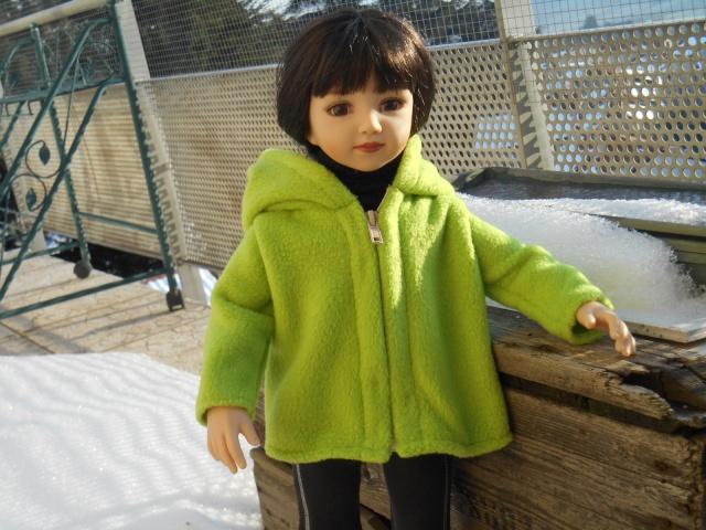 Violaine ( Maru ) brave le froid ! Dscn0213