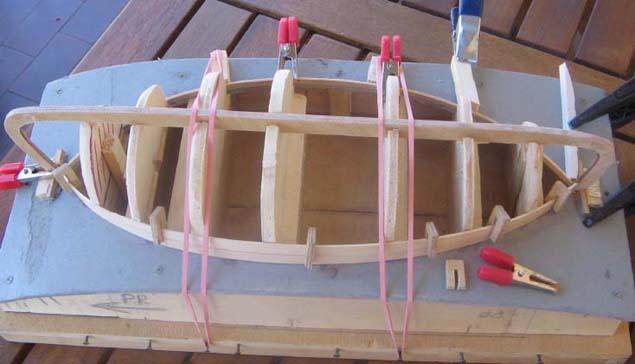 costruzione - Piano di costruzione e passo passo costruzione gozzo Cinque11