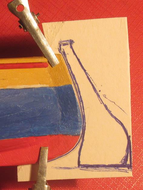 Piano di costruzione e passo passo costruzione gozzo - Pagina 3 Gozzo107